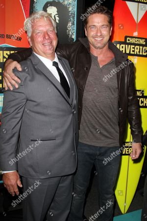 Editorial picture of 'Chasing Mavericks' film premiere, Los Angeles, America - 18 Oct 2012