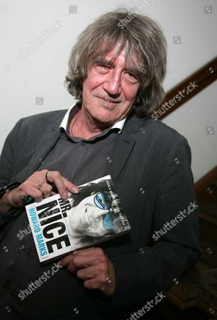 Howard Marks promoting his book 'Mr Nice'