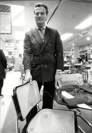 Designer David Hicks At Debenhams Store In Oxford Street David Nightingale Hicks (25 March 1929 A 29 March 1998) Was An English Interior Decorator And Designer Noted For Using Bold Colours Mixing Antique And Modern Furnishings And Contemporary Art For His Famous Clientele He Married Lady Pamela Mountbatten (born 19 April 1929) The Younger Daughter Of The 1st Earl Mountbatten Of Burma By His Wife The Former Edwina Ashley. David And Pamela Hicks Were Married On 13 January 1960 At Romsey Abbey In Hampshire. They Had Three Children:.