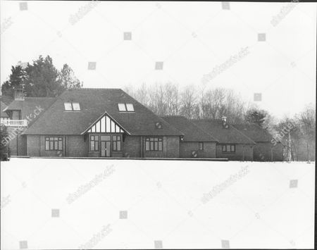 Stock Photo of Meadowfield The Home Of Alan Bristow At Cranleigh.