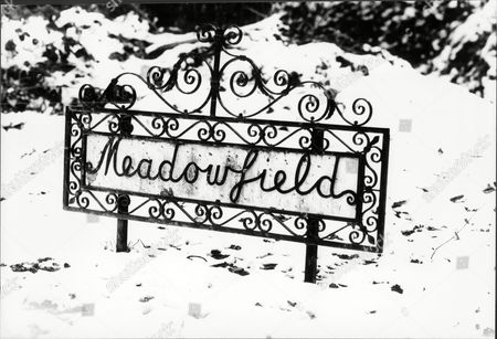 The Home Of Alan Bristow At Cranleigh Square Called Meadowfield.