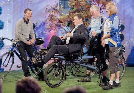 Editorial image of 'The Alan Titchmarsh Show' TV Programme, London, Britain - 19 Oct 2012