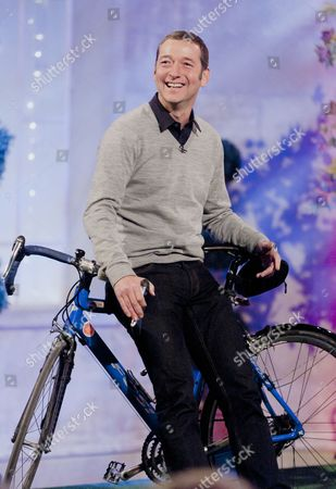 Stock Photo of Ned Boulting