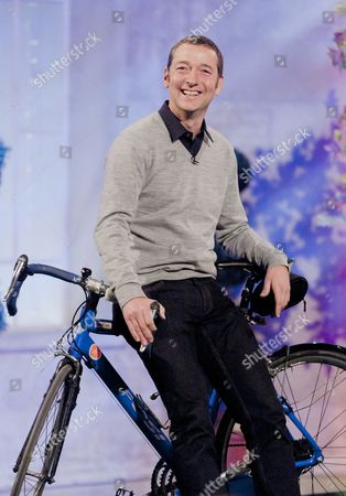 Stock Picture of Ned Boulting