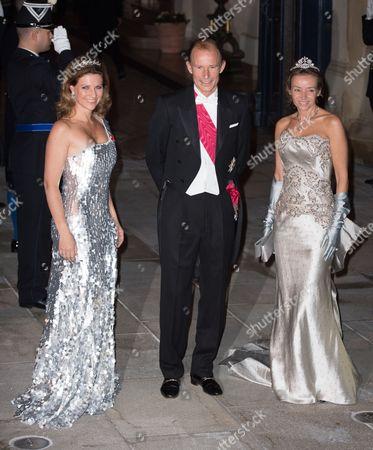 Princess Martha Louise and Prince Kyril