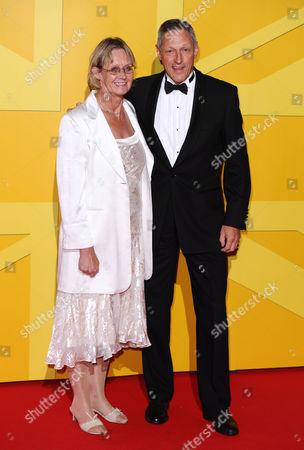 Allan Wells and wife Margot