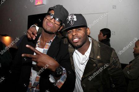 Ne-Yo and Von Smith