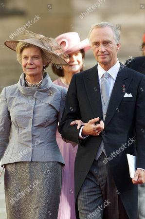 Archduchess Marie Astrid von Habsburg, Archduke Christian von Habsburg