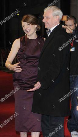 Jodie Whittaker and Terri Hooley