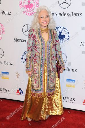 Editorial image of Carousel of Hope Ball, Benefitting the Barbara Davis Center for Childhood Diabetes, Los Angeles, America - 20 Oct 2012