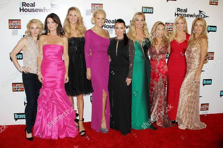 Editorial photo of 'The Real Housewives of Beverly Hills' Season 3 Party, Los Angeles, America - 21 Oct 2012