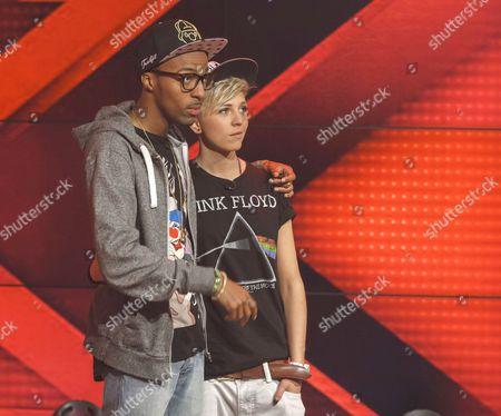 MK1 - Charlotte Rundle and Simeon Dixon