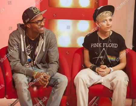 MK1 - Simeon Dixon and Charlotte Rundle