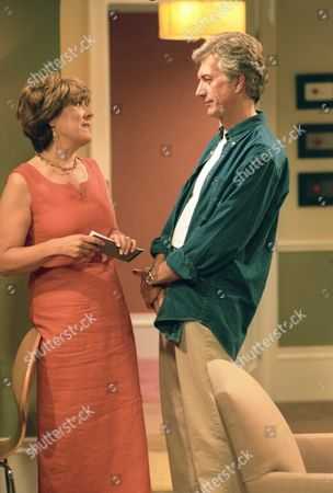 Lynda Bellingham and Brian Protheroe