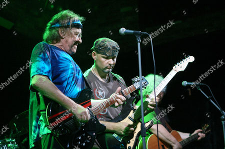 Paul Kantner and Jude Gold