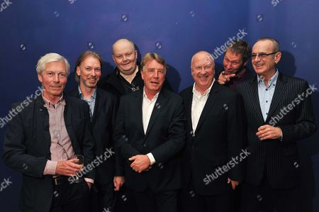 Stock Photo of Status Quo and Alan G Parker