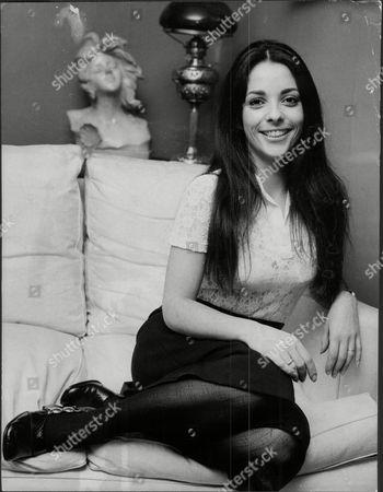 Actress Jasmina Hilton.