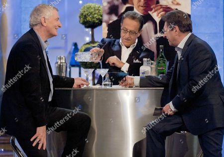 Editorial picture of 'The Alan Titchmarsh Show' TV Programme, London, Britain - 22 Oct 2012