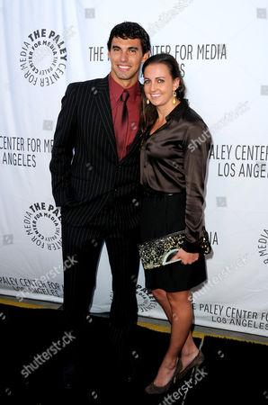 Ricky Berens, Rebecca Soni