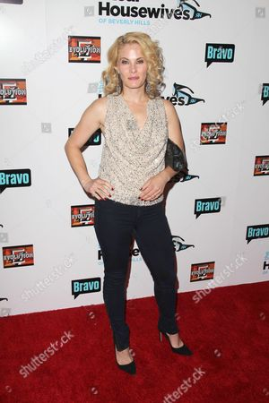 Editorial image of 'The Real Housewives of Beverly Hills' Season 3 Party, Los Angeles, America - 21 Oct 2012