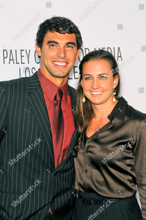 Ricky Berens and Rebecca Soni