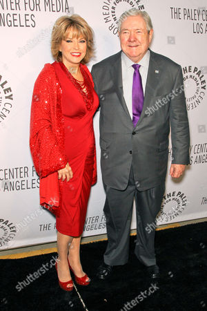 Editorial image of The Paley Center for Media's Annual Los Angeles Benefit, Los Angeles, America - 22 Oct 2012