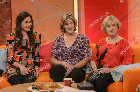 Editorial picture of 'Lorraine Live' TV Programme, London, Britain - 23 Oct 2012