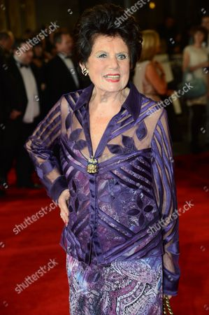 Stock Picture of Eunice Gayson