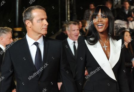 Editorial image of 'Skyfall' Royal World Film Premiere, London, Britain - 23 Oct 2012