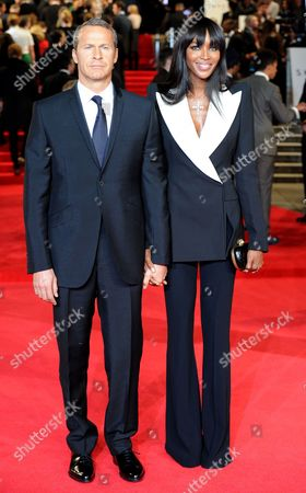 Editorial picture of 'Skyfall' Royal World Film Premiere, London, Britain - 23 Oct 2012
