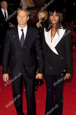 Editorial photo of 'Skyfall' Royal World Film Premiere, London, Britain - 23 Oct 2012