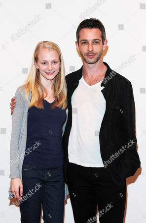 Editorial photo of 'The Great God Pan' play photo call, New York, America - 23 Oct 2012