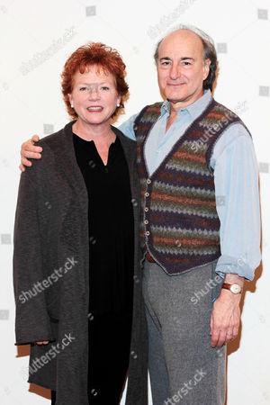 Becky Ann Baker and Peter Friedman