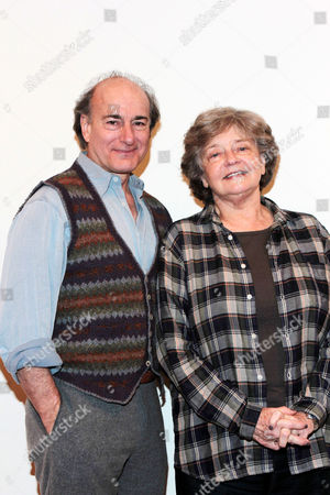 Peter Friedman and Joyce Van Patten