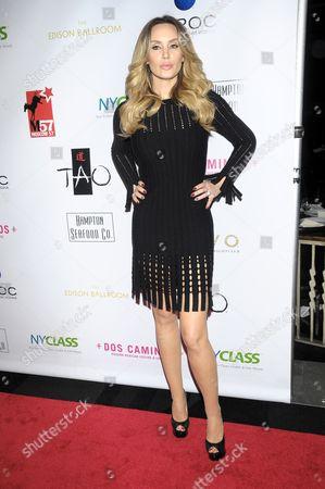 Editorial photo of  A Night of New York Class gala, New York, America - 23 Oct 2012