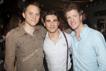 Editorial photo of '55 Days' play press night after party at Hampstead Theatre, London, Britain - 24 Oct 2012