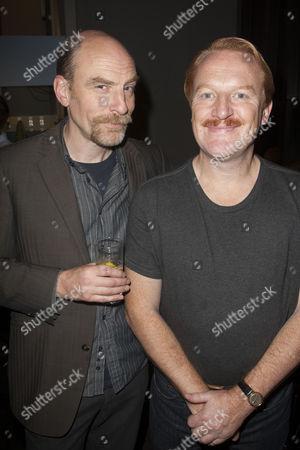 Simon Kunz and Daniel Flynn