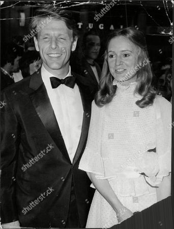 Stock Photo of Actor Edward Fox With Girlfriend Actress Joanna David At Film Premiere Of 'the Day Of The Jackal' Now Married Mrs Joanna Fox Edward Charles Morice Fox [1] Obe (born 13 April 1937) Is An English Stage Film And Television Actor. He Is Generally Associated With Portraying The Role Of The Upper-class Englishman Such As The Title Character In The Film The Day Of The Jackal (1973) And King Edward Viii In The Serial Edward & Mrs. Simpson (1978).