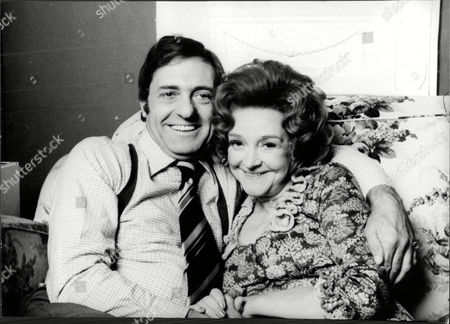 Editorial image of Actor Harry H Corbett With Actress Beryl Reid Harry H. Corbett Obe[1] (28 February 1925 A 21 March 1982) Was An English Actor. Corbett Was Best Known For His Starring Role In The Popular And Long-running Bbc Television Sitcom Steptoe And Son In The 1