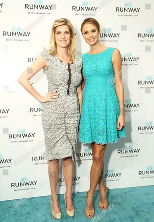 Editorial picture of Rent The Runway Celebrates the Launch of 'Our Runway', New York, America - 24 Oct 2012