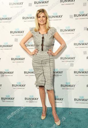 Editorial image of Rent The Runway Celebrates the Launch of 'Our Runway', New York, America - 24 Oct 2012