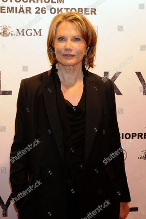 Stock Picture of Maud Adams