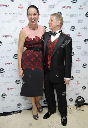 Paula Reed and Gordon Drummond