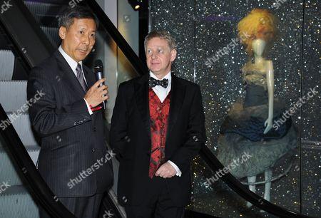 Joseph Wan and Gordon Drummond