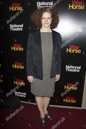 Editorial photo of 'War Horse' 5th anniversary performance after party, London, Britain - 25 Oct 2012