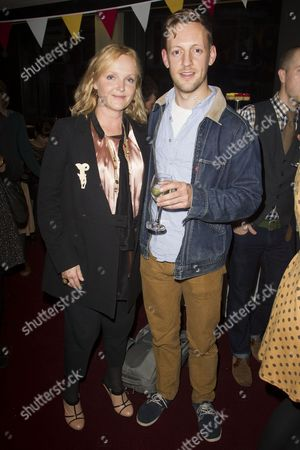Editorial image of 'War Horse' 5th anniversary performance after party, London, Britain - 25 Oct 2012