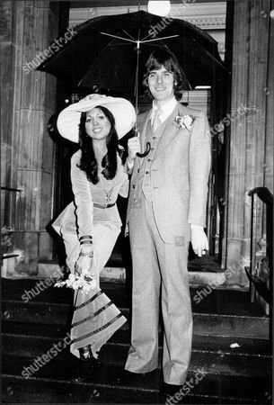 Editorial photo of Singer And Television Presenter Ayshea Brough With New Husband Steve Alder At Their Wedding At Paddington Register Office Ayshea (born Ayshea Hague 12 November 1948) Is An English Actress Singer And Tv Presenter. Born In Highgate London And Educated