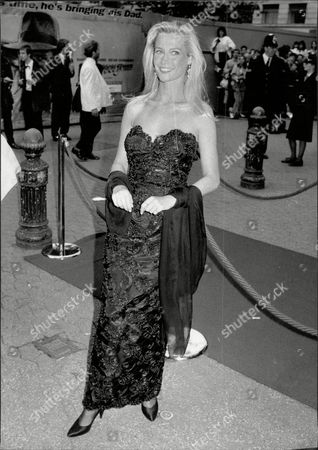 Actress Alison Doody At Royal Film Premiere At Leicester Square Empire Of 'indiana Jones And The Last Crusade' Alison Doody (born 11 November 1966) Is An Irish Actress And Model. She Is Known For Playing Jenny Flex In 1985's A View To A Kill As Well As Her Role As Elsa Schneider In 1989's Indiana Jones And The Last Crusade.