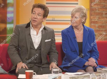 Ross King and Jean Broke-Smith