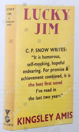 Lucky Jim by Kingsley Amis: £3,500